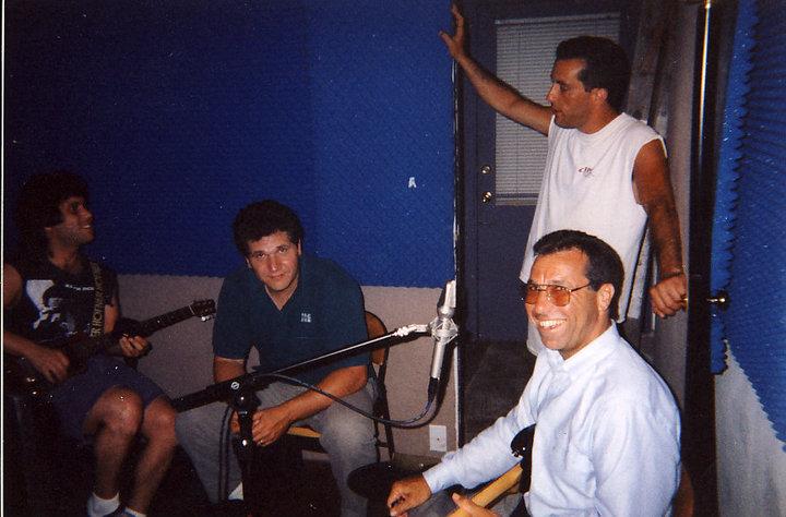 Recording studio (Belleville, NJ)