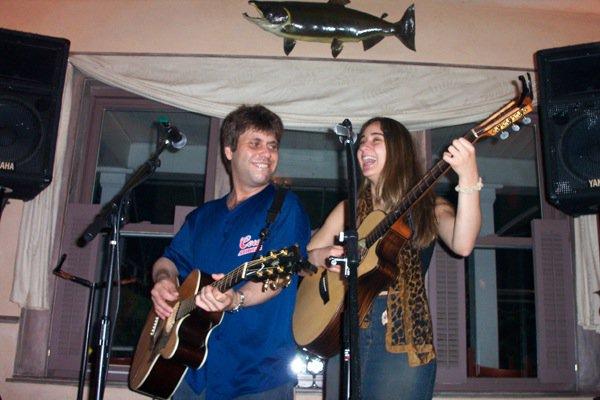 with Vita Izabella at Rhode's (Sloatsburg, NY)