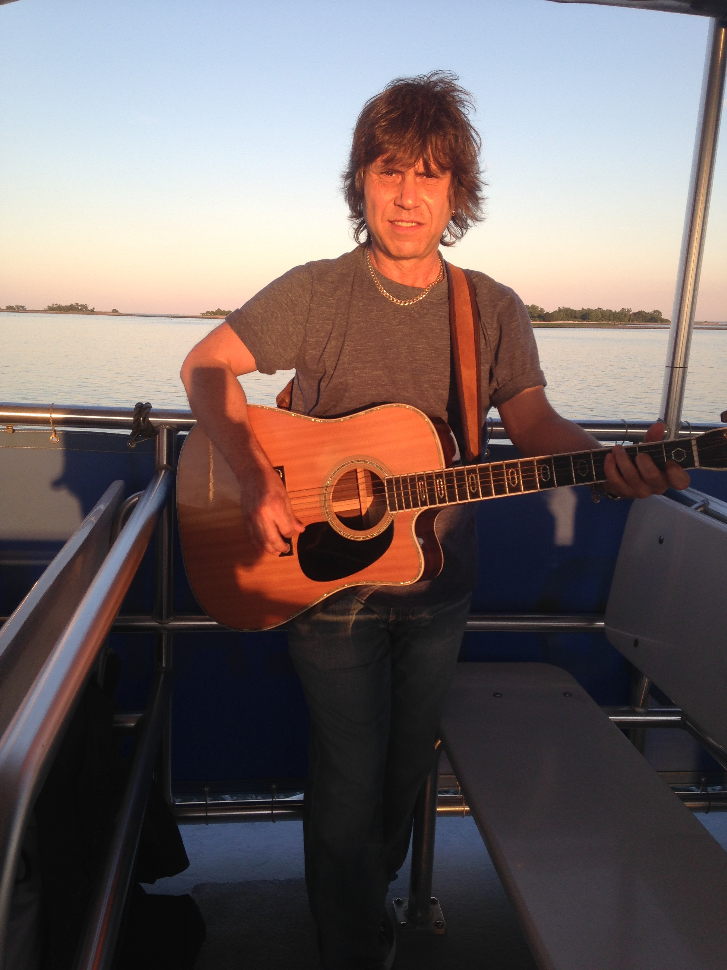 Sheffield Island Acoustic Cruise (Norwalk, Ct.)