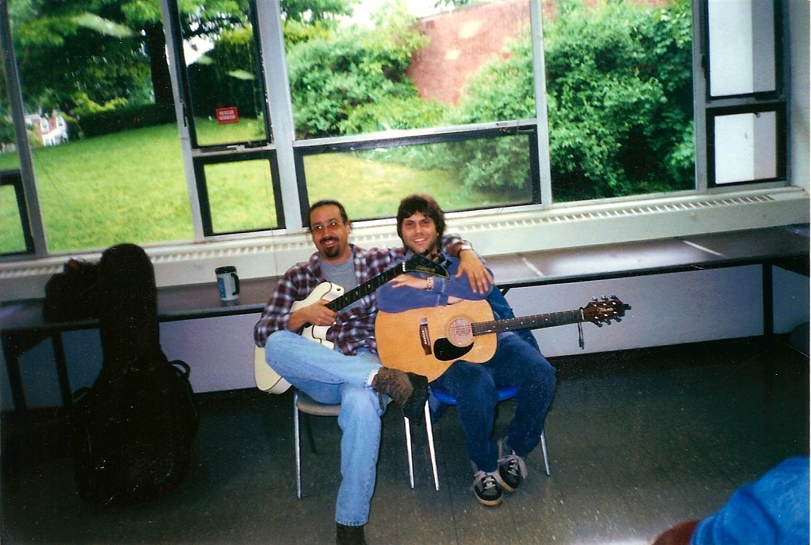 with Bob Goetz (White Plains, NY)