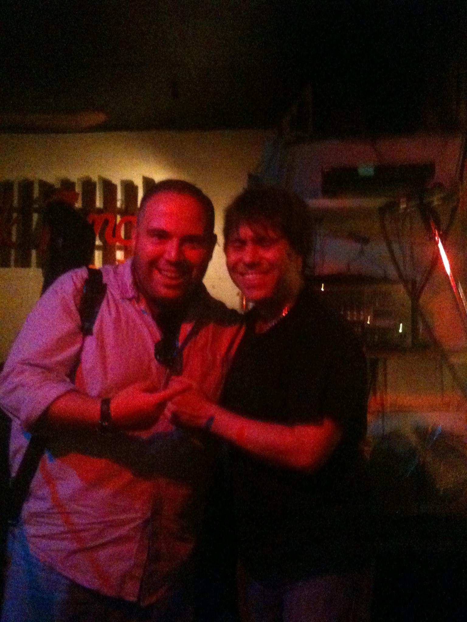 with John Schmidt