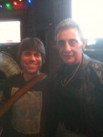 with Bobby Valli