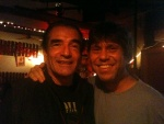 with David Peel